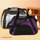 Comfort Pet Dog Nylon Handbag Carrier Travel Carry Bags For Animals M L USA