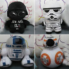 "8"" Star Wars Force Awakens Soft Plush Toy Darth Vader BB8 Stormtrooper Xmas Gift $9.94 AUD"