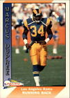 1991 Pacific Football #248 - #496 Choose Your Cards