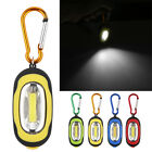 Внешний вид - LED Key Ring LED Mini Lantern Clip Light Outdoor Camping Hiking Tent Lamp SOS