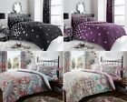 Luxury Design Printed Duvet Cover Quilt Cover Bedding Set Single Double King