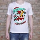 Snowman Naughty Christmas Shirt. X Rated Funny Men's T Shirt Gift