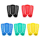 1 Set of 3pcs Surf Surfboard Anti Slip Traction Tail Pads Deck Grips