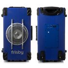 Frisby FS-4300 Bluetooth 2.1Ch Karaoke PA System w/ Wired Mic, Internal Battery