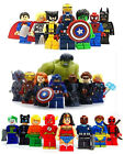 Best Lego Figures - Lego Super Heroes Minifigures + Custom Superhero Mini Review