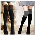 1 Pair Ladies Women Girls Thigh High OVER the KNEE Socks Long Stocking 8 Colors
