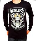Metallica T-Shirt Motorbreath thrash metal rock long sleeve Official 2XL XXL NWT