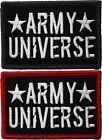 "Army Universe Official Patch with Hook Back 2"" x 3"""