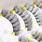 Upgraded Half Eye Makeup Eyelashes 3D False Eye Lashes Extension Natural Look