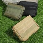 1Pc Tactical Molle 600D Waterproof Waist Pack Phone Pouch Bag Utility Camping