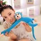 Colorful Long Arm Monkey With Sound Soft Plush Doll Animal Toy Kids Hanging NEW~