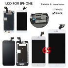 "For iPhone 6s 4.7"" Complete Replacement Touch Screen LCD Digitizer+Button Camera"