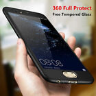 For Huawei P10 Lite 360° Full Protect Hard PC Shockproof Hybrid Thin Case Cover