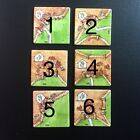 Carcassonne Trader & Builders Expansion Replacement Pieces -Original/Classic Art