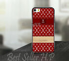 Hot Red Supreme3122 X Louis-Vuitton2015 Print For iPhone 6 6s 6 6s 7 7 plus case