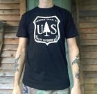 US Forest service homage t-shirt