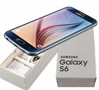 Samsung Galaxy S6 G920 32GB AT&T T-Mobile GSM UNLOCKED Smartphone...