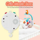 Baby Infant Crib Bed Hanging Bell Toy Mechanical Music Box Relaxing Sweet Melody