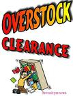 OVERSTOCK CLEARANCE!!  60%+ Off, Straws, Grommets, etc. Everything is NEW.