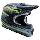 Answer Racing Helmet AR-5 2018 Grey Black Hi Viz (With MIPS)