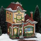 DEPT 56  CHRISTMAS IN THE CITY  PARADISE TRAVEL COMPANY