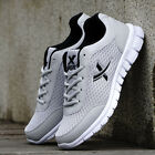 Fashion Mens Casual Breathable Sports Mesh sneakers running Athletic shoes