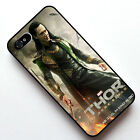 loki in thor 2 - #2272 Thor 2 loki The Dark World 2 in 1 Case Cover For iPhone 4 4S 5 5S