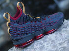 Nike LeBron XV 15 New Heights Cavs Red 897648-300 size 8-14