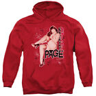 "Bettie Page ""Retro Hot"" Hoodie, Crewneck"