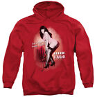 "Bettie Page ""Let's Have Some Fun"" Hoodie, Crewneck, Long Sleeve"