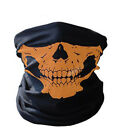 Skeleton Ghost Skull Face Mask Biker Balaclava Call of Duty COD Costume Game ZXC