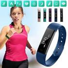 Smart Watch Bluetooth Wristband Bracelet Pedometer Sport Fitness Tracker lot