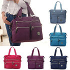 Women Lady Nylon Handbag Shoulder Waterproof Tote Purse Crossbody Messenger Bag