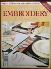 Machine Embroidery & Textile Art Magazine,  Various Issues