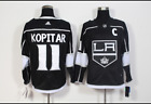 Los Angeles Kings Kopitar Jersey Adidas NHL New Black Home Size 50