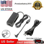 Charger for Samsung Chromebook XE303C12 Adapter Power Supply Cord AC DC US