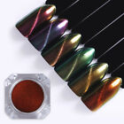 Chameleon Cat Eye Nail Glitter Powder Magic Mirror Nail Art Pigment UR SUGAR