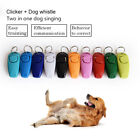 Внешний вид - Pro Dog Clicker Whistle Training, Obedince, Pet Trainer Click Puppy With Guide