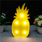 3D Star Cloud Cute LED Night Light Wall Lamp Baby Kids Bedroom Home Decor Gifts