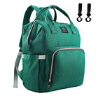 LAND Maternity Nappy Baby Diaper Bag Large Capacity Mommy Bag Travel Backpack