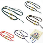 5Pcs Chinese Handmade Knotted Love Rope String Necklace For Jade Pendant Beads