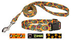 Country Brook Design® Deluxe Collar & Leash - Halloween Collection