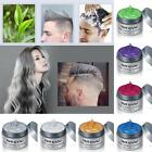 Styling Disposable One-time Hair Dye Color Cream Wax Molding Pomades NC89