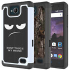 Shockproof Hybrid Case Phone Cover for ZTE Majesty Pro / ZTE Tempo N9131