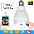 ps4 camera in stores - 1080P Wireless 360 Degree Panoramic IP Camera Home/Store/Office Smart Light Bulb