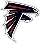 "Atlanta Falcons Logo NFL Color Vinyl Decal - You Choose Size 3""-28"" $4.95 USD on eBay"