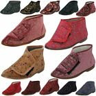 Lady Love Ladies Boot Slippers - Edith