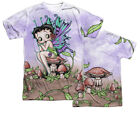 """Betty Boop """"Fairy"""" Dye Sublimation T-Shirt"""