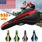 Bike Seat Saddle Soft Gel Comfort Road Mountain Bicycle Cycling Cushion Padded