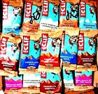 122 CLIF ENERGY BARS OATS CHOCOLATE PROTEIN NUTRITION SNACK BAR 7 Flavs FREE S/H
